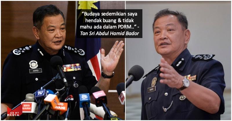 Tiada lagi aktiviti 'mewah' bagi pegawai PDRM – Ketua Polis Negara